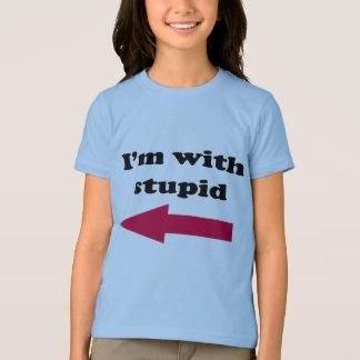 Ik ben met Stom T Shirt