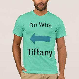 Ik ben met Tiffany T Shirt