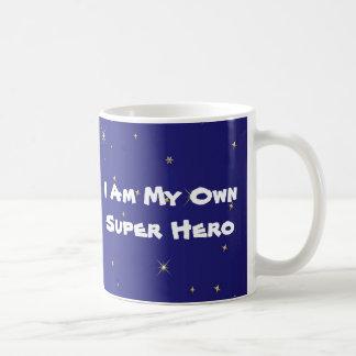 Ik ben Mijn Eigen Super Held Koffiemok