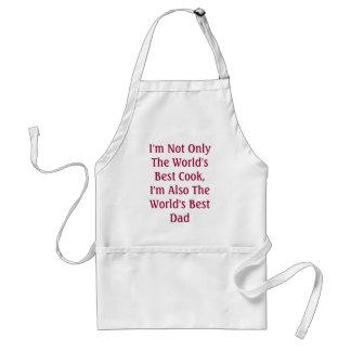 Ik ben niet alleen Beste Cook van de Wereld, ben i Standaard Schort
