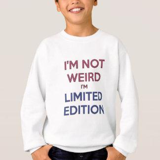 Ik ben niet Bizar ik ben de Beperkte Humor van de Trui