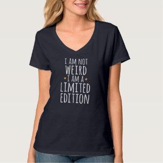 Ik ben niet bizar t shirt