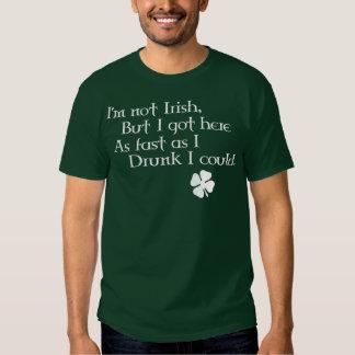 Ik ben niet Iers, maar… T Shirts