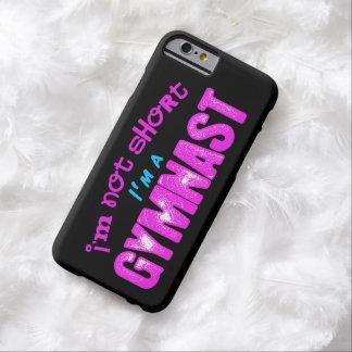 Ik ben niet Kort, ben ik een een Roze en Blauw van Barely There iPhone 6 Hoesje