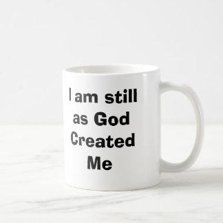 Ik ben nog als God Creëer me mok