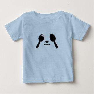 Ik ben op Dieet Pandalicious Baby T Shirts