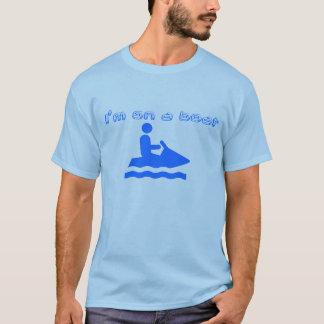 Ik ben op een Boot T Shirt