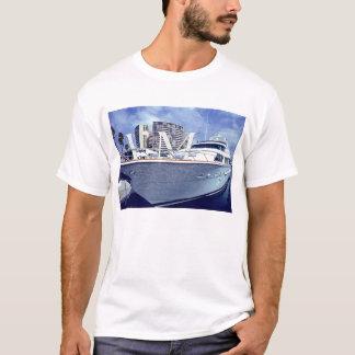 Ik ben op een Witte Boot, T Shirt