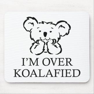 Ik ben over Koalafied Muismatten