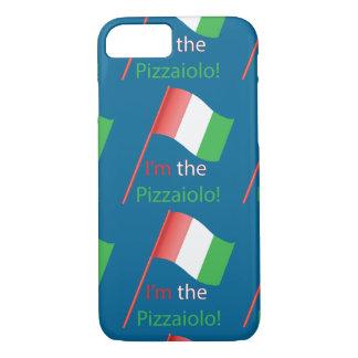 Ik ben Pizzaiolo! iPhone 7 Hoesje