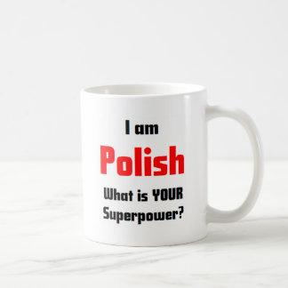 Ik ben Pools Koffiemok