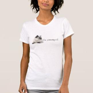 Ik ben purrrrfect! t-shirt
