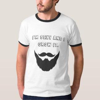 Ik ben sexy en ik kweek het tshirts