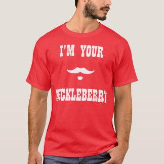 Ik ben Uw Bosbes Doc Holliday T Shirt
