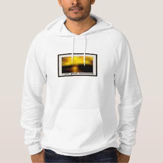 Ik ben uw zonneschijn hoodie