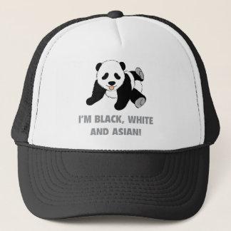 Ik ben Zwart, Wit en Aziatisch! Trucker Pet