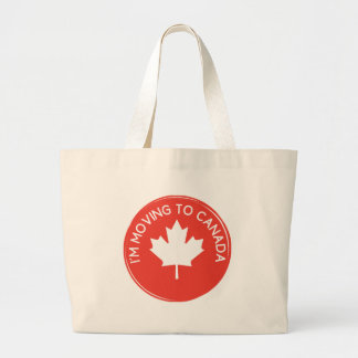 Ik beweeg me aan Canada wegens de Troef van het Grote Draagtas