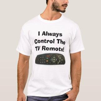 Ik controleer altijd Verre TV! T Shirt