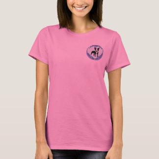 Ik deel Mijn Hart met Boston Terrier T Shirt
