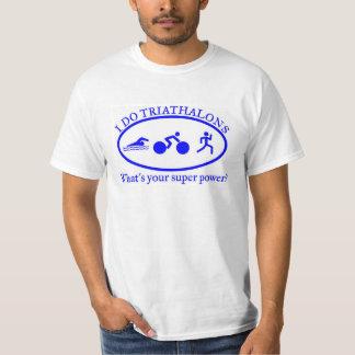 Ik doe Triathalons T Shirt