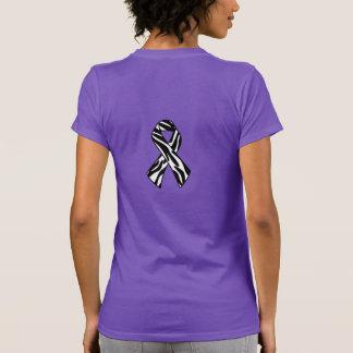 Ik draag Strepen voor iemand Speciaal EDS Overhemd T Shirt