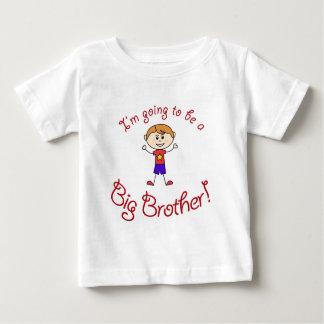 Ik ga een Grote Broer zijn! Baby T Shirts