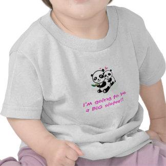 Ik ga een GROTE zustert-shirt zijn