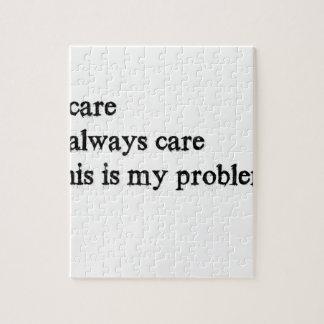 ik geef I altijd geef dit ben mijn problem2 Puzzel