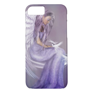 Ik geloof in Engelen iPhone 7 Hoesje