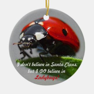 Ik geloof niet in de Kerstman - het Ornament van