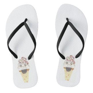 Ik gil Sandals van Vrouwen Teenslippers