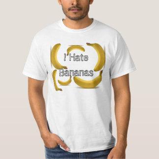 Ik haat Bananen - T-shirt