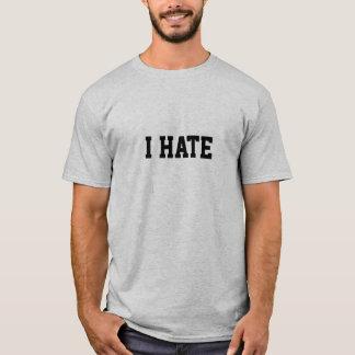 Ik haat t shirt