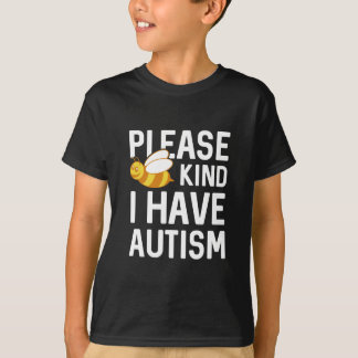 Ik heb Autisme T Shirt