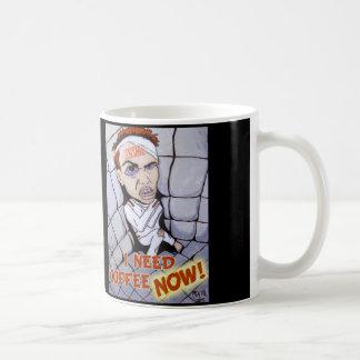 Ik HEB de Mok van de Koffie van NOW van de KOFFIE