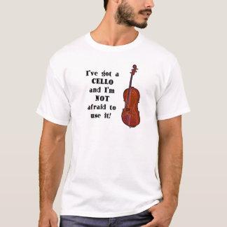 Ik heb een Cello T Shirt