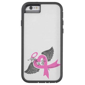 Ik heb een Engel gehouden (Kanker van de Borst) Tough Xtreme iPhone 6 Hoesje