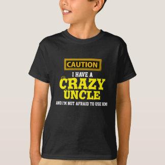 """""""Ik heb een Gekke Oom en ik ben niet Bang… """" T Shirt"""