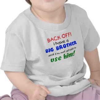 Ik heb een grote broer t-shirt