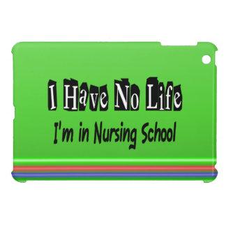 Ik heb Geen Grappige Verpleegster van de School iPad Mini Cover