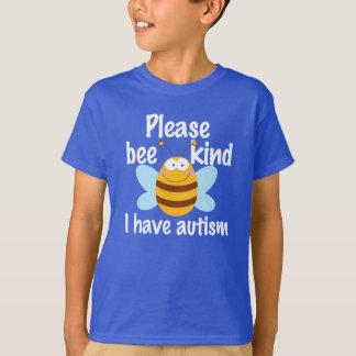 Ik heb het Kind van het Autisme T Shirt