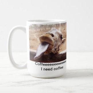 Ik heb koffieMok nodig