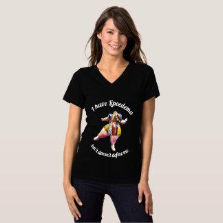 Ik heb Lipoedema maar het bepaalt me niet Overhemd T Shirt