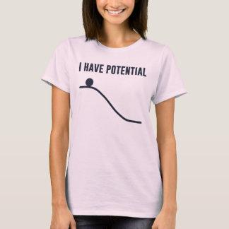 Ik heb Potentiële Energie T Shirt
