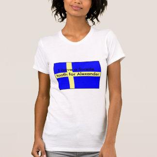 """""""ik heb tand… """"T-shirt een van Zweed T Shirt"""