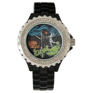 """""""ik het horloge houd van van het MIJN levens"""""""