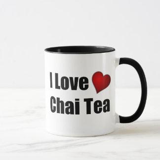 Ik houd (hart) van Thee Chai - de Klantgerichte Mok