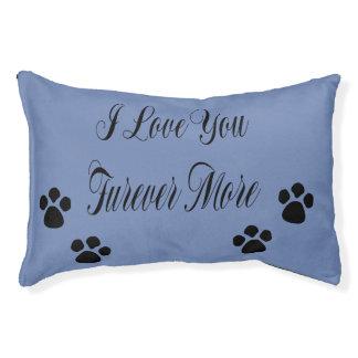 Ik houd meer van u Furever Hondenbedden