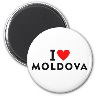 Ik houd Moldova van land zoals het toerisme van de Magneet