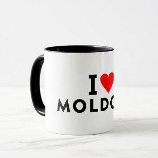 Ik houd Moldova van land zoals het toerisme van de Mok